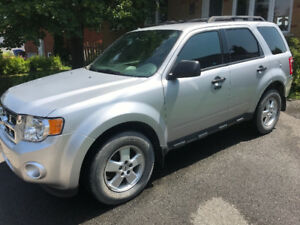 2012 Ford Escape XLT 4X4 VUS