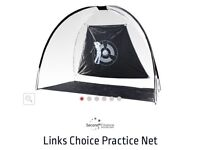 Links Choice Golf Driving Practice Range & Chipping Net