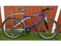 Full Suspension Mountain Bike in Good Condition