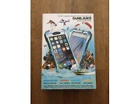 iPhone R-JUST Gundam Series Aluminum Metal Frame Case. SE 5 5S - Gold