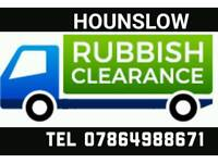 Rubbish clearance removal garden waste removal trade waste garage clearance house clearance