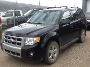 2009 Ford Escape Limited $6995 MIDCITY 1831 SASK AVE