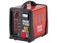 Clarke PC60 Phase Converter (5.5hp) NEW!!!