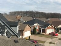 Shingles Replacement and and Repair, Free Estimate and Repair