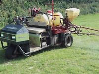 Sprayer , Ride on boom sprayer