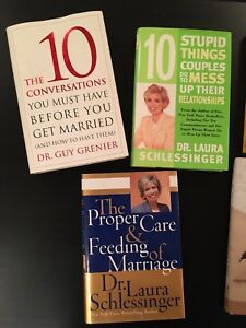 LOT of Relationship books