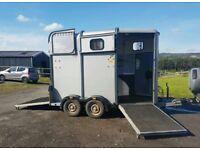 Horse box 505 Ivor williams classic