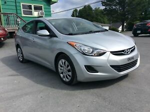 2013 Hyundai Elantra GL AUTOMATIC WITH BLUETOOTH, AIR CONDITION