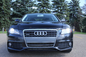 2012 Audi A4 2.0T Quattro AWD, Sunroof, Leather PRIVATE SALE