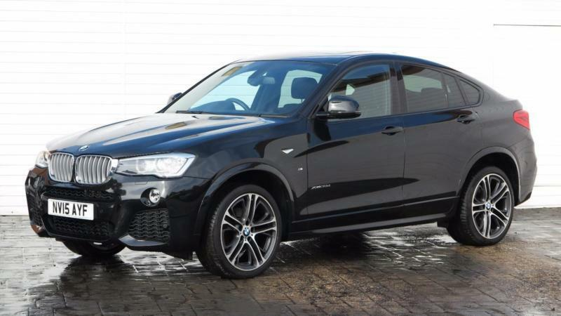 2015 bmw x4 2015 15 bmw x4 3 0d x drive 30d m sport new. Black Bedroom Furniture Sets. Home Design Ideas