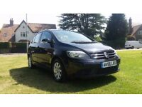 **12 MONTHS MOT** 2006 VW GOLF PLUS 1.9 TDI LUNA 5 DOOR HATCHBACK **RECENT SERVICE+AMAZING DRIVE**