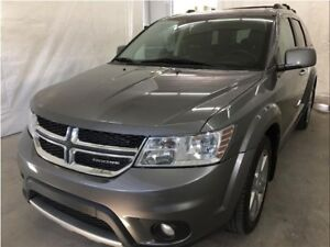Dodge Journey R/T AWD Cuir V6 MAGS 2012