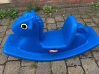 Children's Rocking Horse Seesaw
