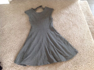 Never worn Aritzia fit and flare dress