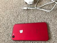 iPhone 6 64GB Unlocked Customised into iPhone 7 Red Edition