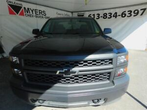 2015 Chevrolet Silverado 1500 ELEVATION BLACK EDITION 20 INCH WH