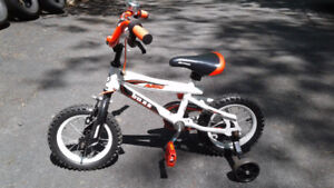 Junior bike 2-4 years old / 12in