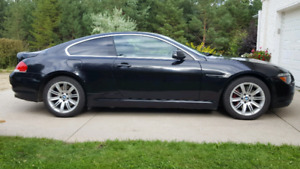 2006 BMW 650i Coupe - New Windshield & tires. Recent inspection