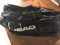 Head AS NEW Racquet/Racket Bag