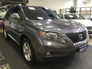 2012 Lexus RX 350 Premium Package