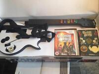 Nintendo Wii Guitar Hero III