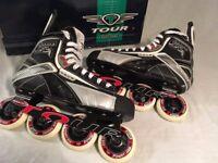 Tour STX 800 Inline Skates Size 7 New