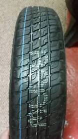 Brand new vauxhall mokka spare wheel