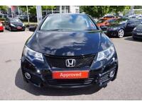 2015 Honda Civic 1.4 i-VTEC SE Plus 5dr Manual Petrol Hatchback