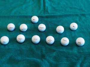 Nearly-new golf balls - Cheap and Cheaper