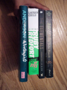 Teen- young adult books /// 9$ each