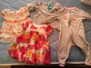 Baby girl 12 month clothes
