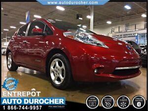 2012 Nissan Leaf ÉLECTRIQUE - AUTOMATIQUE - AIR CLIMATISÉ