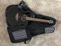 Yamaha APX500ii and Kinston padded bag