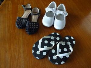 little girls summer shoes