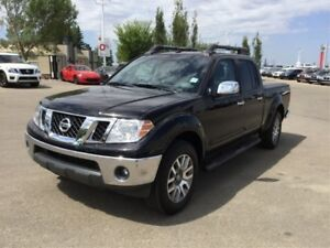 2013 Nissan Frontier SL CREWCAB 4X4 Leather,  Heated Seats,  Bac