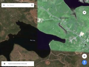61 Acres Lake Frontage for Sale