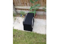 500w splx amp and sub very good condition