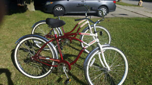 MENS & LADIES 26 INCH BIKES IN BRAND NEW CONDITION