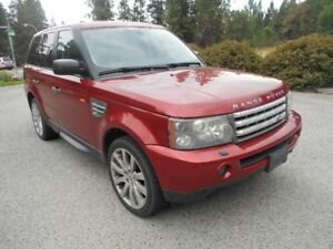 2006 Land Rover Range Rover Sport Super Charge Navigaition Sy