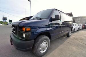 2011 Ford E-150 8 passenger People mover.