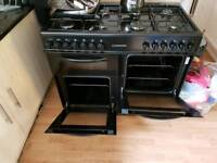 8 hob twin cooker
