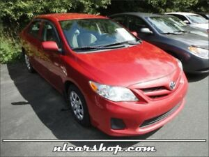 2012 Toyota Corolla Auto INSPECTED - nlcarshop.com