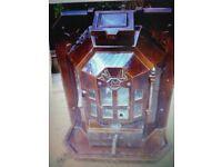 Art Deco 1920's French wood burner