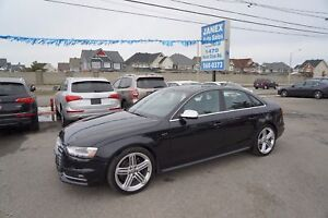 2013 Audi S4 3.0T ONE OWNER | NAVI | LOW KMS