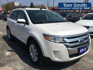 2013 Ford Edge LIMITED - BLUETOOTH, LEATHER, CRUISE, REAR VISION