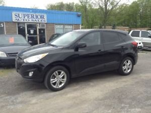 2013 Hyundai Tucson Premium Edition Fully Certified!