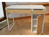 IKEA desk. What can one say. We have 2 desks. Your are welcome to have one or both of these desks.