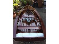11ft Heron Dinghy