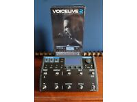 ***** Brand New : TC Helicon - Voicelive2 *****