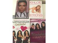 Kardashian Books Collection Brand new